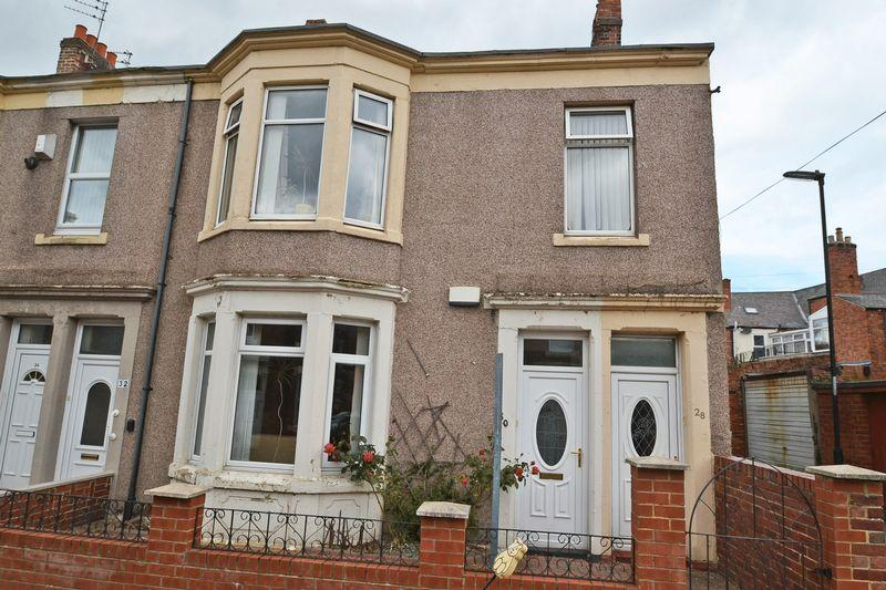 Hopper street west north shields 2 bed flat for sale for Front door north tyneside