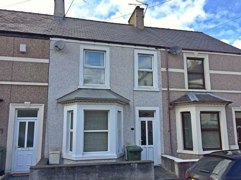 3 Bedrooms Terraced House for sale in Caernarfon, Gwynedd