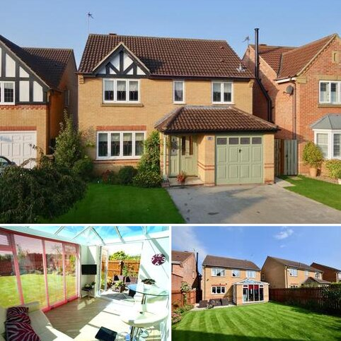 4 bedroom detached house for sale - Rundle Court, Pocklington