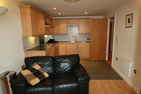 1 bedroom apartment to rent - VELOCITY EAST, CITY WALK, LEEDS, LS11 9BF