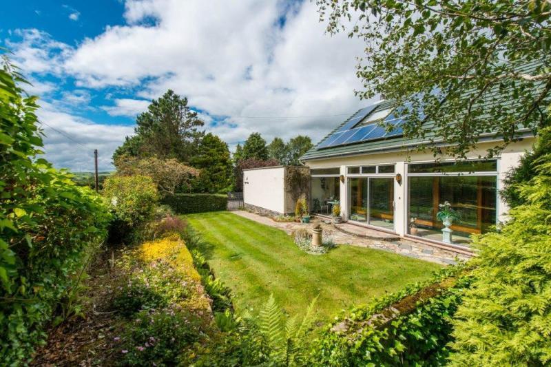 4 Bedrooms Detached House for sale in Lot 1 Kirkfield Lodge, Lanark, South Lanarkshire, ML11
