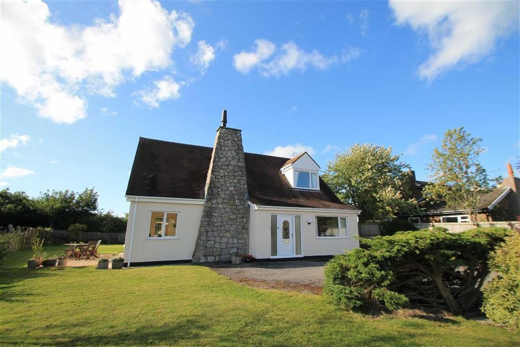 4 Bedrooms Detached House for sale in Pen Llan, Llandegla, Wrexham
