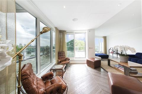 3 bedroom penthouse for sale - Dolphin House, Lensbury Avenue, Imperial Wharf, London, SW6
