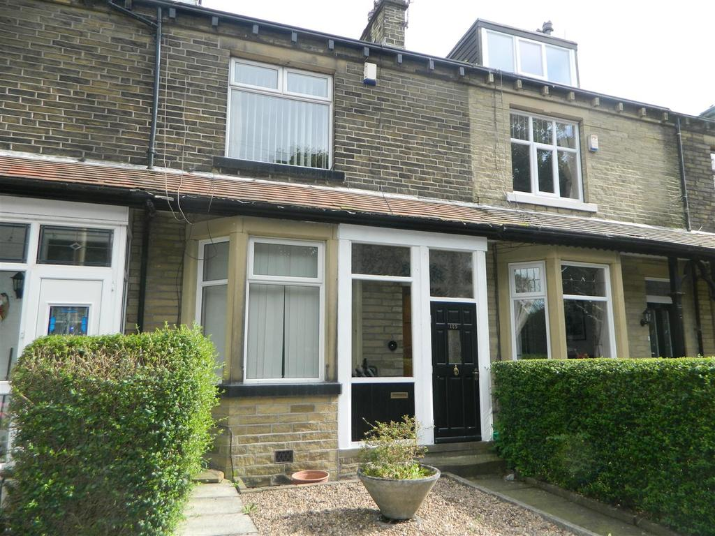 3 Bedrooms Terraced House for sale in Wibsey Park Avenue, Wibsey, Bradford, BD6 3QD