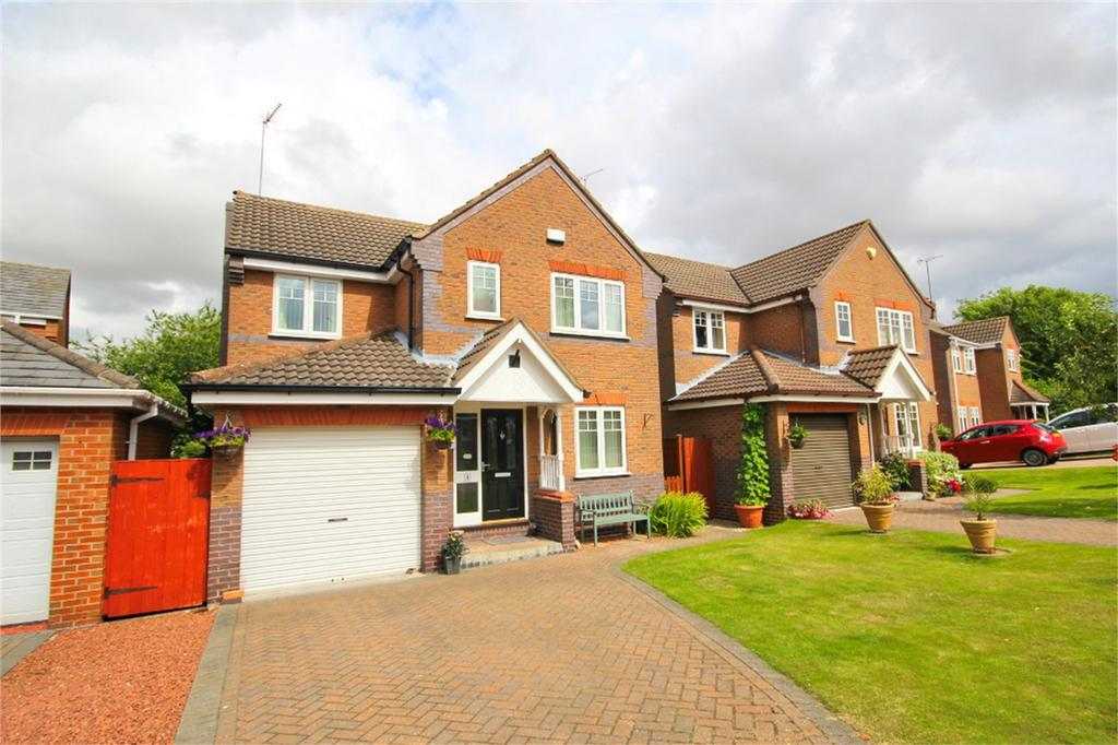 4 Bedrooms Detached House for sale in North View, Little Weighton, East Riding of Yorkshire