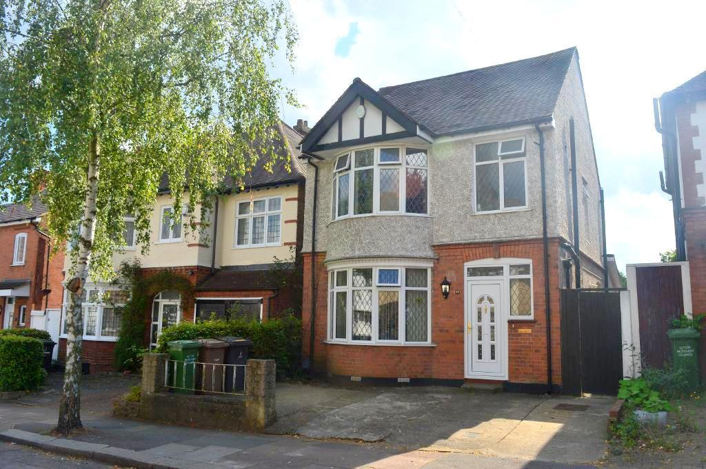 3 Bedrooms Detached House for sale in Alexandra Avenue, Luton, LU3 1HE
