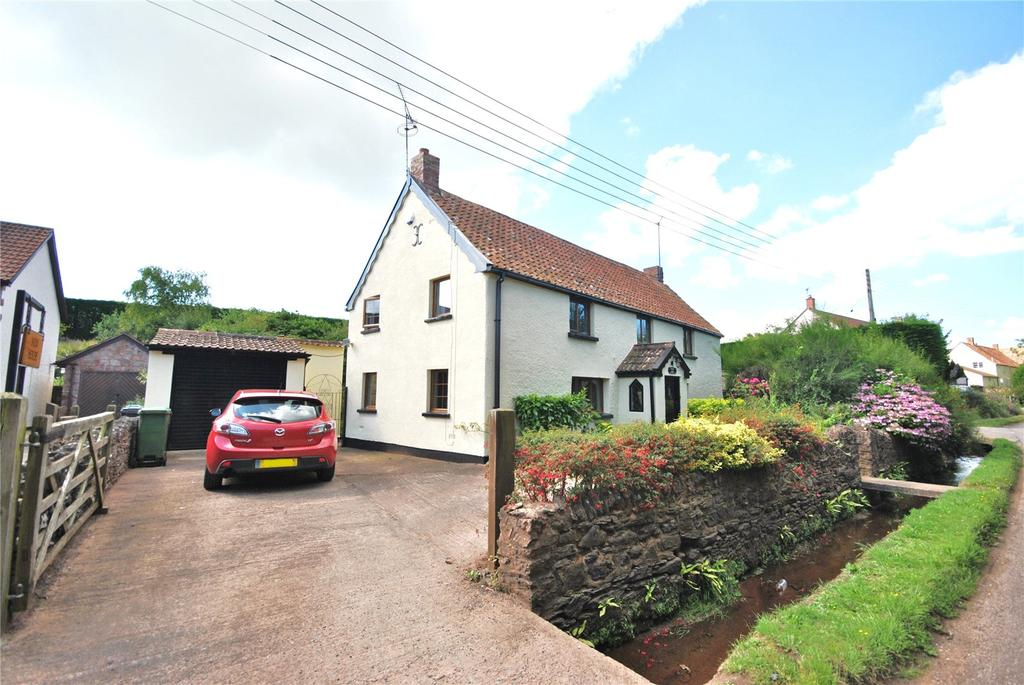 3 Bedrooms House for sale in Brook Street, North Newton, Bridgwater, Somerset, TA7