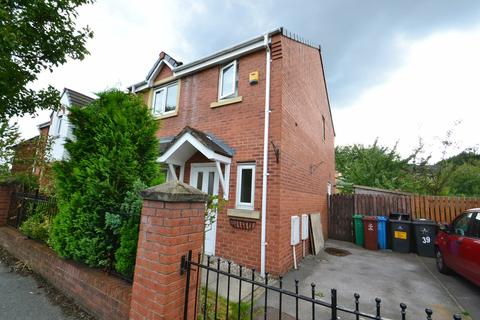 3 bedroom detached house to rent - Rolls Crescent Hulme.  Manchester. M15 5FP