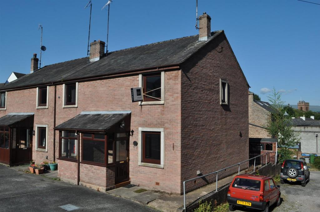 2 Bedrooms Semi Detached House for sale in Lazonby, Penrith