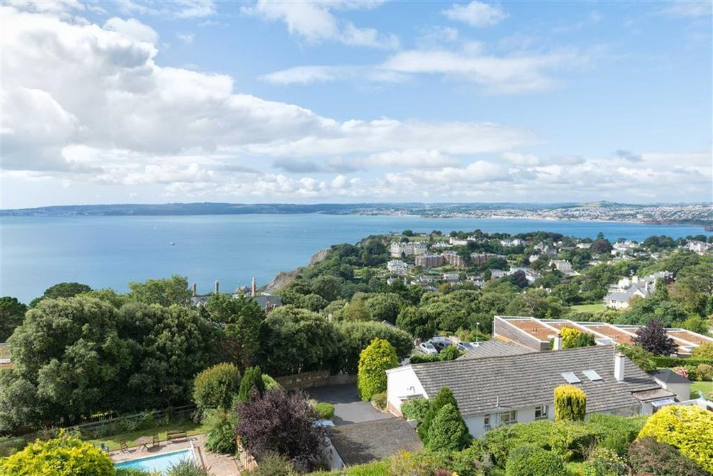 3 Bedrooms Apartment Flat for sale in Lyncombe Crescent, Higher Lincombe Road, Torquay, TQ1