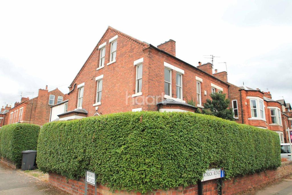 5 Bedrooms Semi Detached House for sale in Henry Road, West Bridgford, Nottinghamshire