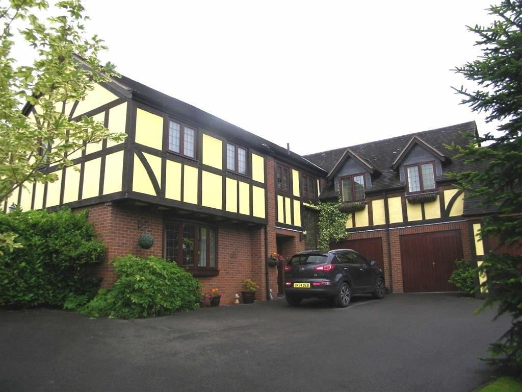 6 Bedrooms Detached House for sale in Chapel Court, Craven Arms, Shropshire, SY7