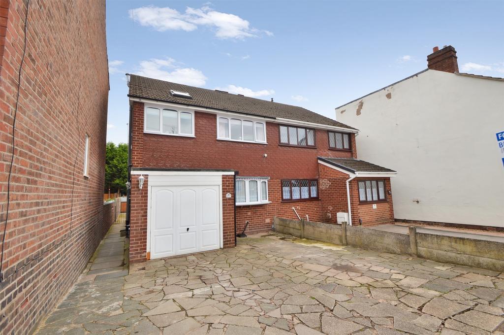 4 Bedrooms Semi Detached House for sale in Alwen Street, Wordsley, Stourbridge, West Midlands
