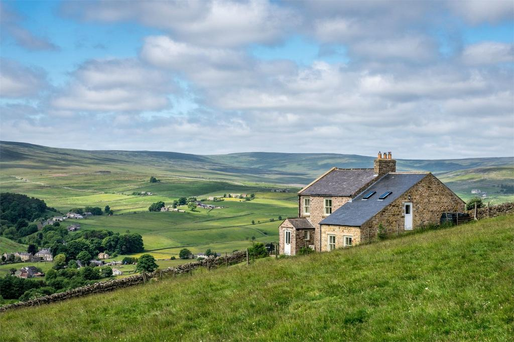 3 Bedrooms Detached House for sale in Newhouse, Upper Weardale, County Durham