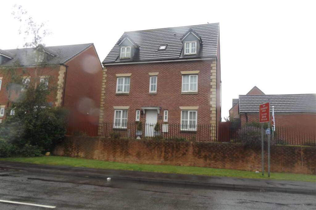 5 Bedrooms Detached House for sale in Porth Y Gar, Llanelli, Carms