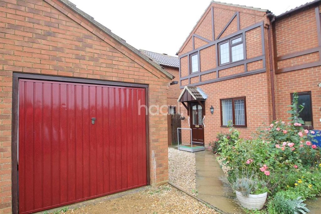 2 Bedrooms End Of Terrace House for sale in Richmond way