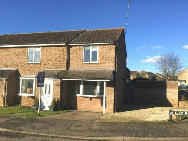 4 Bedrooms End Of Terrace House for sale in Balmoral Way, Kings Sutton