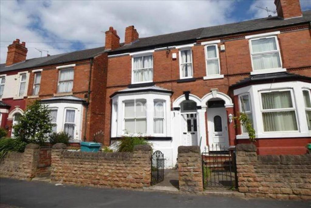 4 Bedrooms Terraced House for rent in Leslie Road, NG7