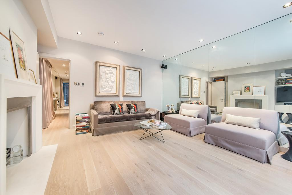 2 Bedrooms Flat for sale in Draycott Place, SW3
