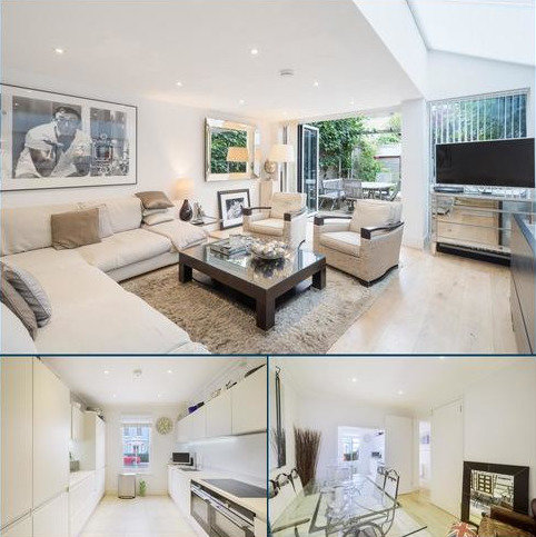 4 bedroom house to rent - Wiseton Road, Wandsworth, London SW17
