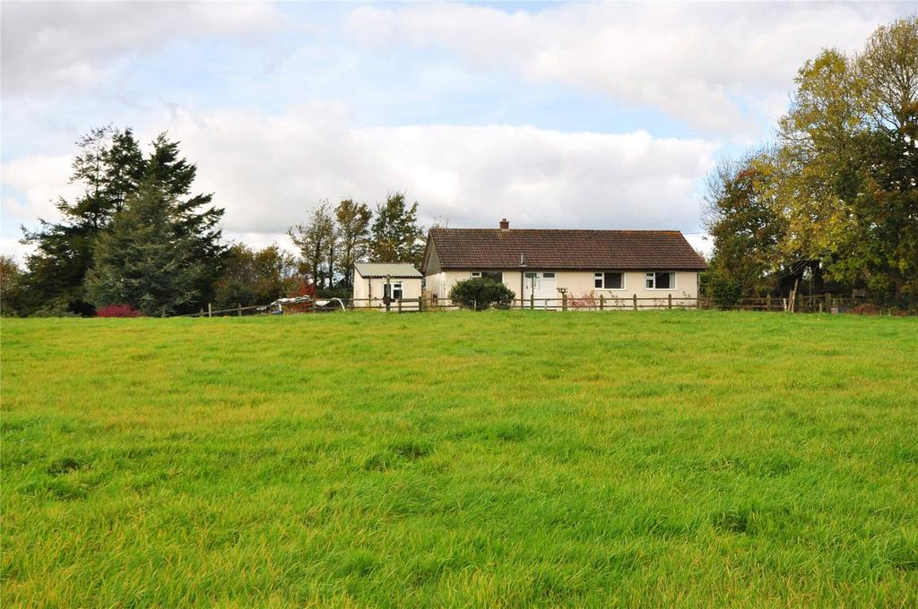 4 Bedrooms Bungalow for sale in Wembworthy, Chulmleigh, Devon, EX18