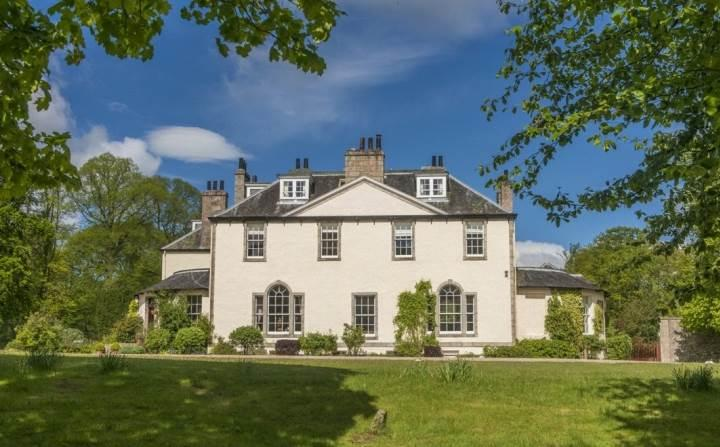 10 Bedrooms Unique Property for sale in Invery House, Banchory, Kincardineshire, AB31
