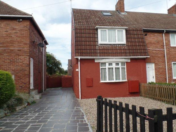 2 Bedrooms Terraced House for sale in GRASSMERE TERRACE, SOUTH HETTON, PETERLEE AREA VILLAGES