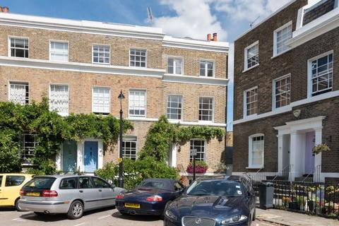 4 bedroom terraced house for sale - Hanover Gardens, Oval, London, SE11