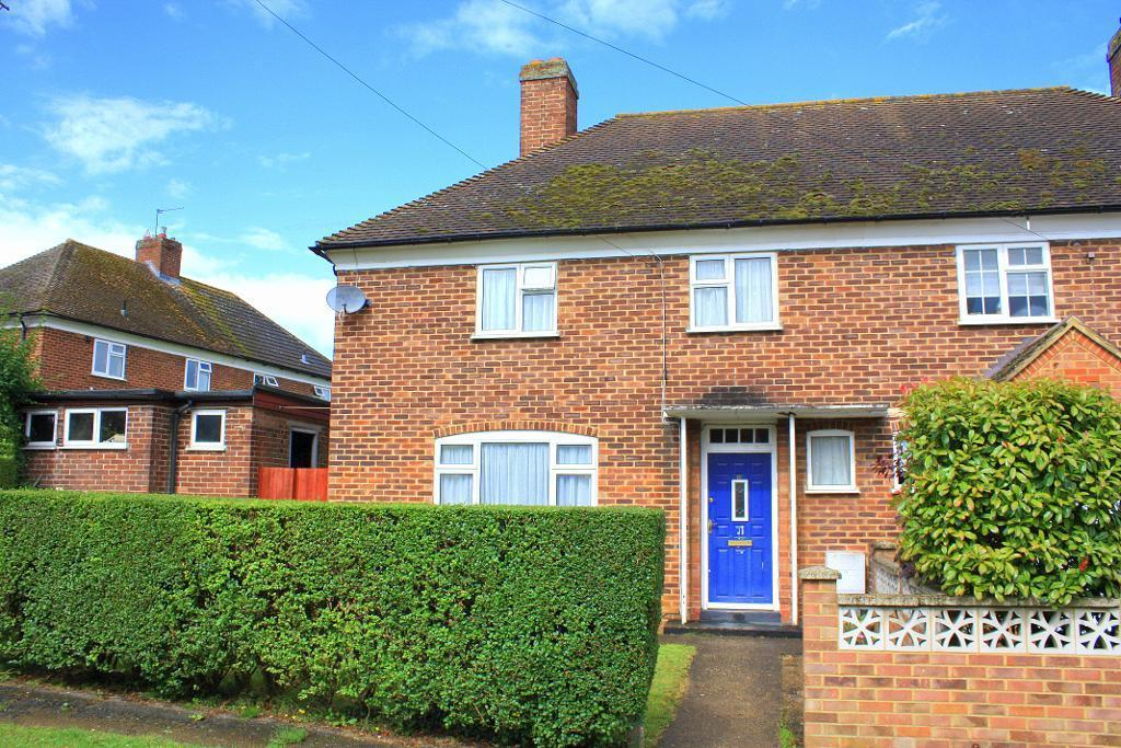 3 Bedrooms Semi Detached House for sale in Willow Way, Ampthill, Bedfordshire, MK45 2SJ