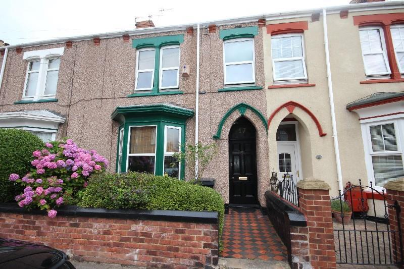 4 Bedrooms Terraced House for sale in Eamont Gardens, Hartlepool