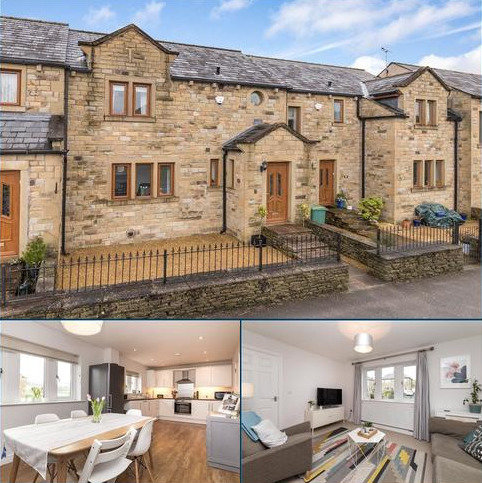 4 bedroom terraced house for sale - Ingfield Mews, Settle, North Yorkshire