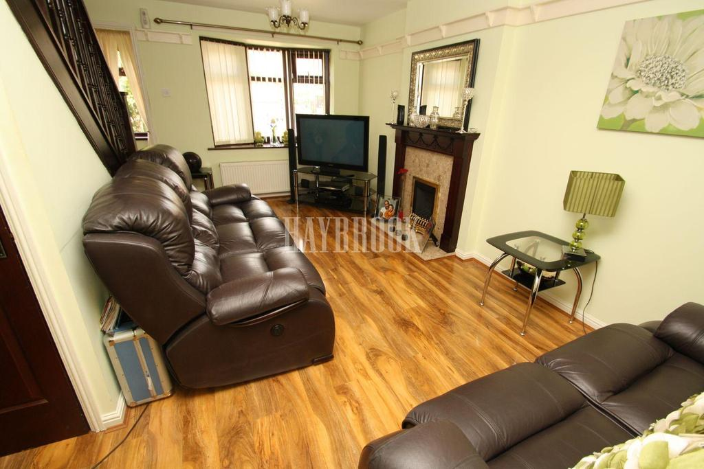 2 Bedrooms Semi Detached House for sale in Mather Court, Littledale, S9