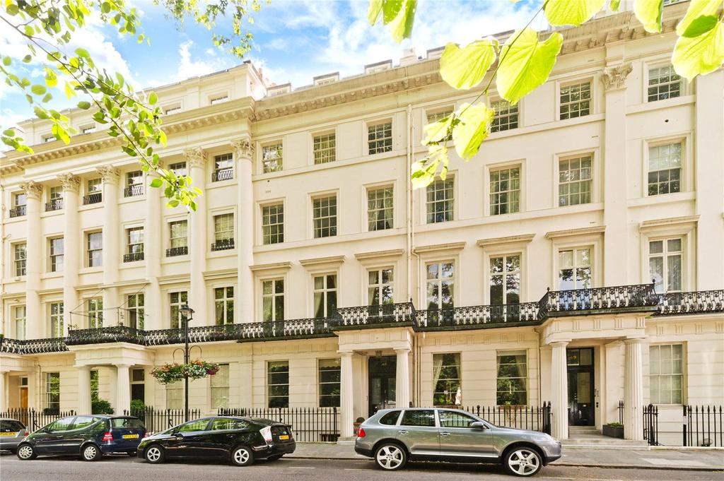 4 Bedrooms Flat for sale in Gloucester Square, London
