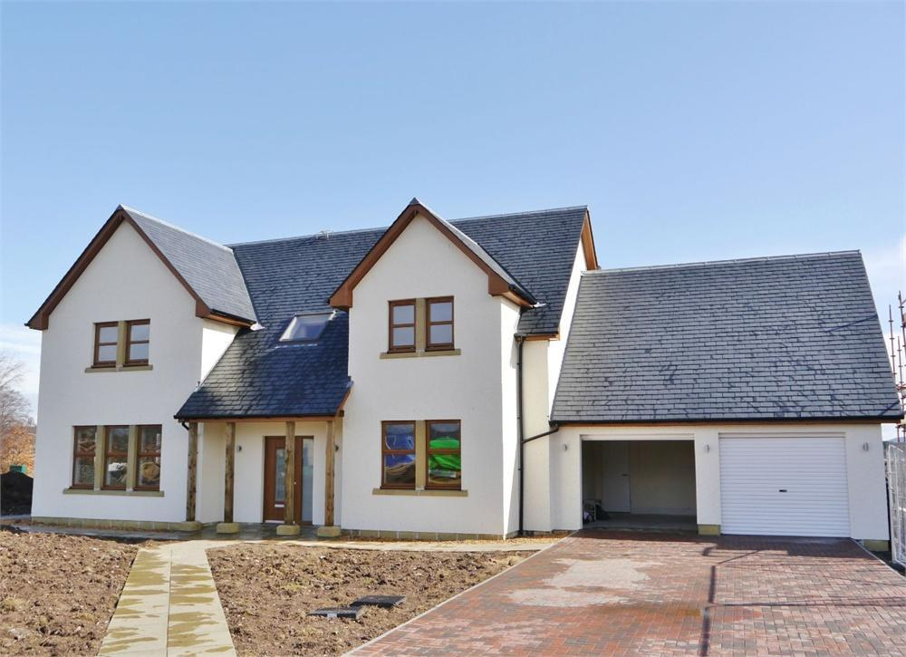 4 Bedrooms Detached House for sale in Plot 1, Boreland Farm, Cleish, Kinross-shire