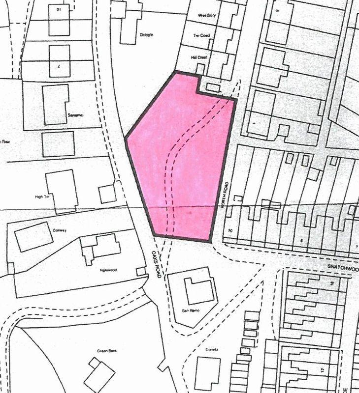 Plot Commercial for sale in Oaks Road, Abersychan