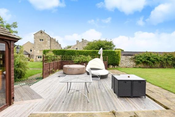 NORTH WING, STEETON HALL, SOUTH MILFORD, LS25 5PD 4 bed