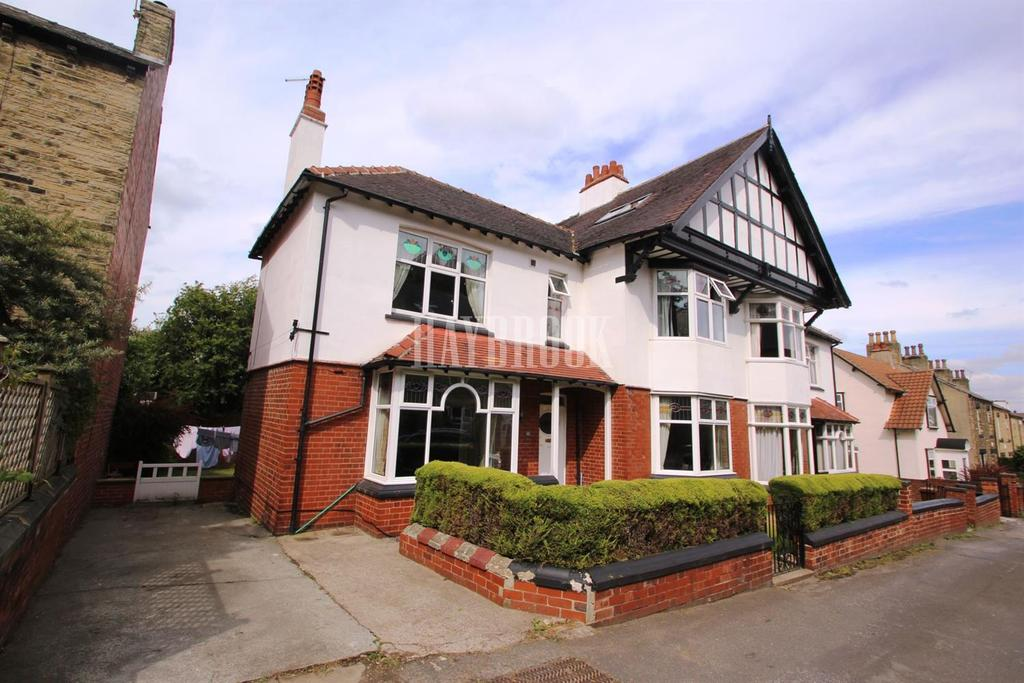5 Bedrooms Semi Detached House for sale in Pollitt Street, Old Town