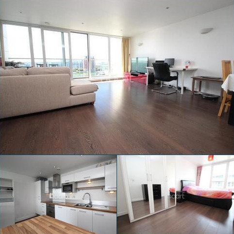 2 bedroom flat to rent - Adriatic Apartments, Western Gateway, E16