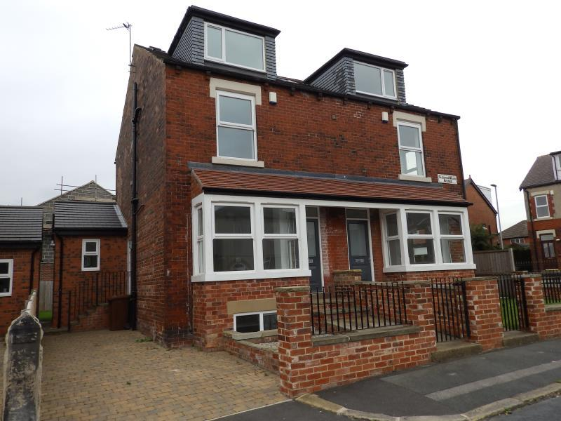 5 Bedrooms Semi Detached House for sale in GLEDHOW WOOD AVENUE, ROUNDHAY, LEEDS, LS8 1NX
