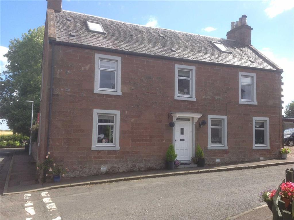 5 Bedrooms Detached House for sale in Hill Street, Strathmiglo, Fife