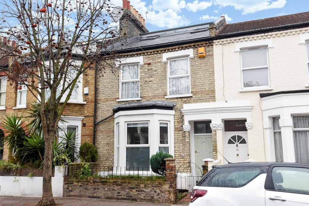 4 Bedrooms Terraced House for sale in Prothero Road, Fulham, SW6