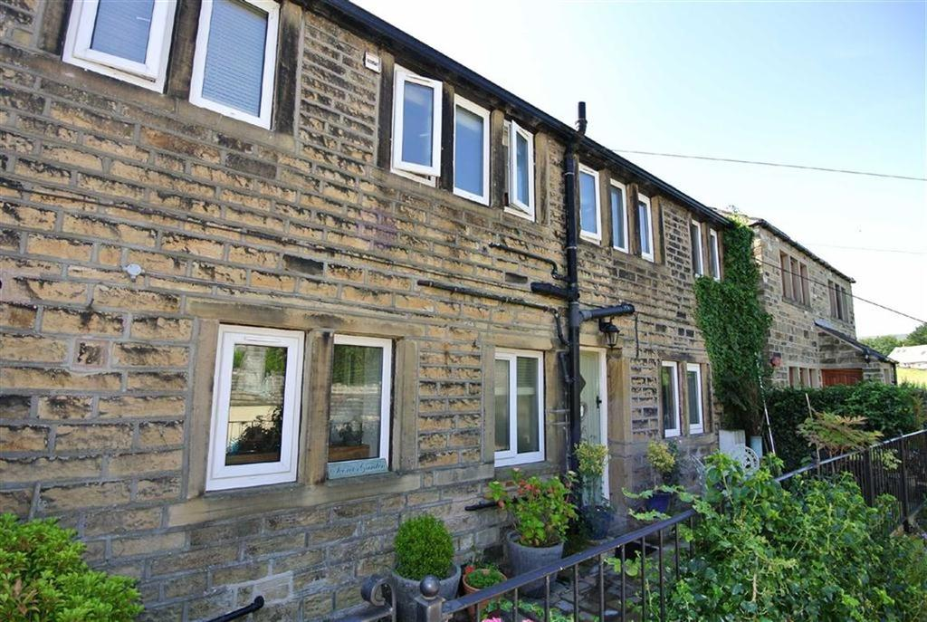 3 Bedrooms Cottage House for sale in Stanley Street, Holmbridge, HOLMFIRTH, West Yorkshire, HD9