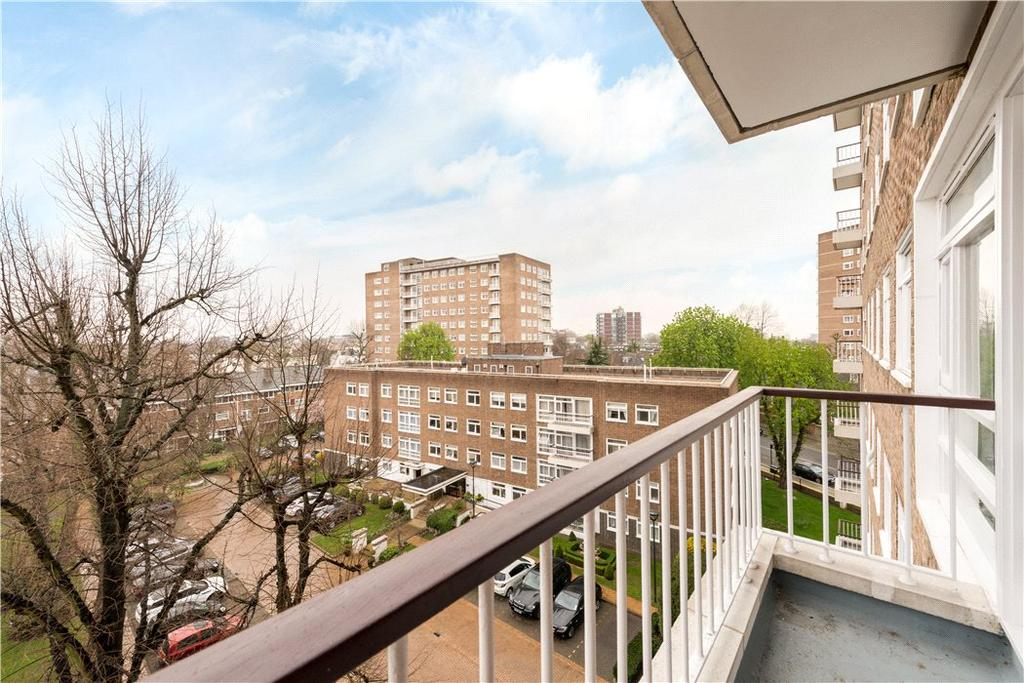 3 Bedrooms Flat for sale in Sheringham, St. Johns Wood Park, St John's Wood, London, NW8