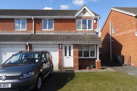 3 bedroom semi-detached house to rent - HABGOOD DRIVE, NEW ACRES, Durham City, DH1 2TW