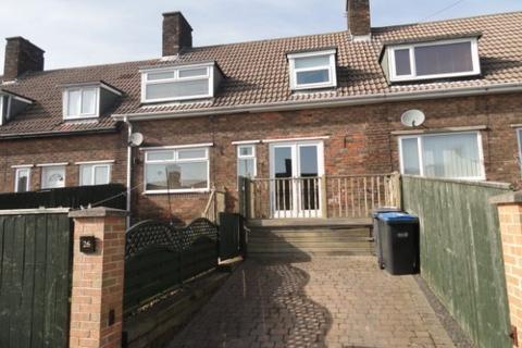 2 bedroom terraced house to rent - PINE LEA, BRANDON, DURHAM CITY : VILLAGES WEST OF