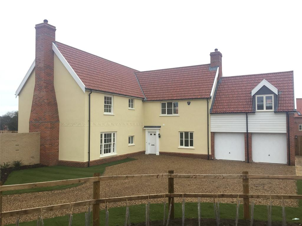 5 Bedrooms Detached House for sale in Plot 9 Staithe Place, Fakenham Road, Wells-next-the-Sea, Norfolk, NR23