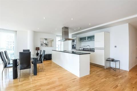 2 bedroom flat to rent - Ability Place, 37 Millharbour, Canary Wharf, London, E14