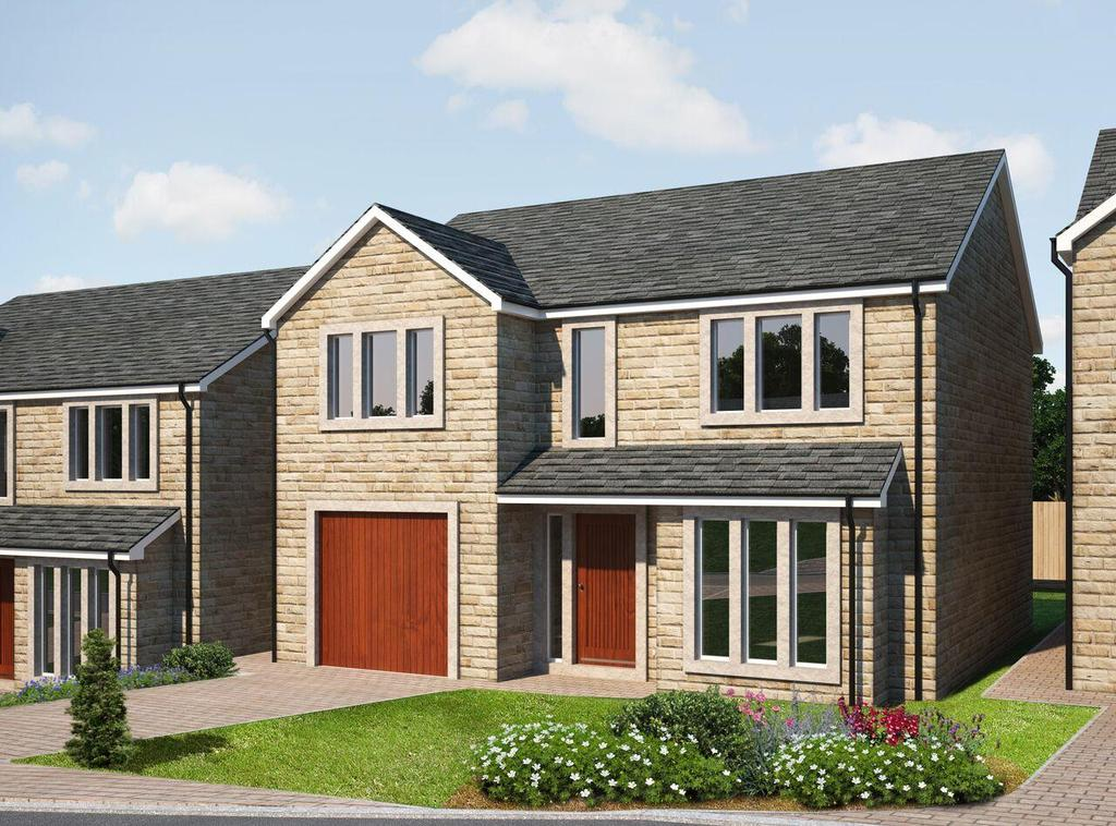4 Bedrooms Detached House for sale in Hillbeck, Wheatley