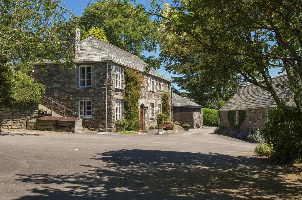 4 Bedrooms Detached House for sale in St. Breward, Bodmin, Cornwall, PL30