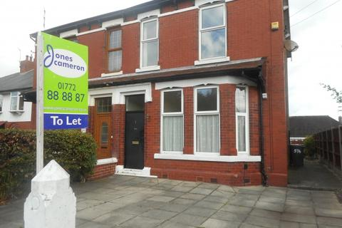 4 bedroom semi-detached house to rent - Blackpool Road,  Preston , PR2